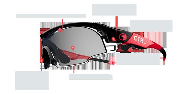 CTRL Eyewear Specifications